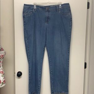 Size 22Tall Jeans from Avenue